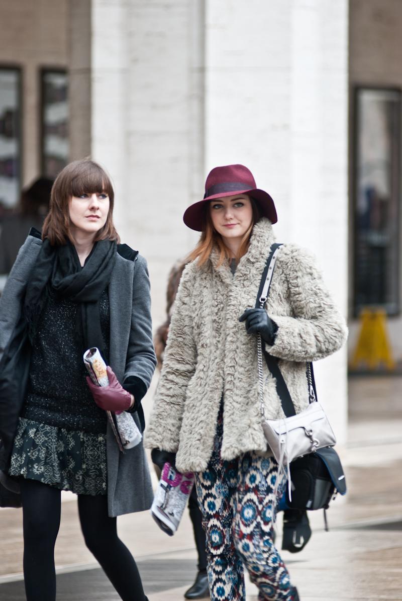 NYFW Street Style | Zara 2012 | Women