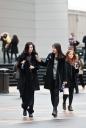 NYFW Street Style | Women 2012 | Black Coats