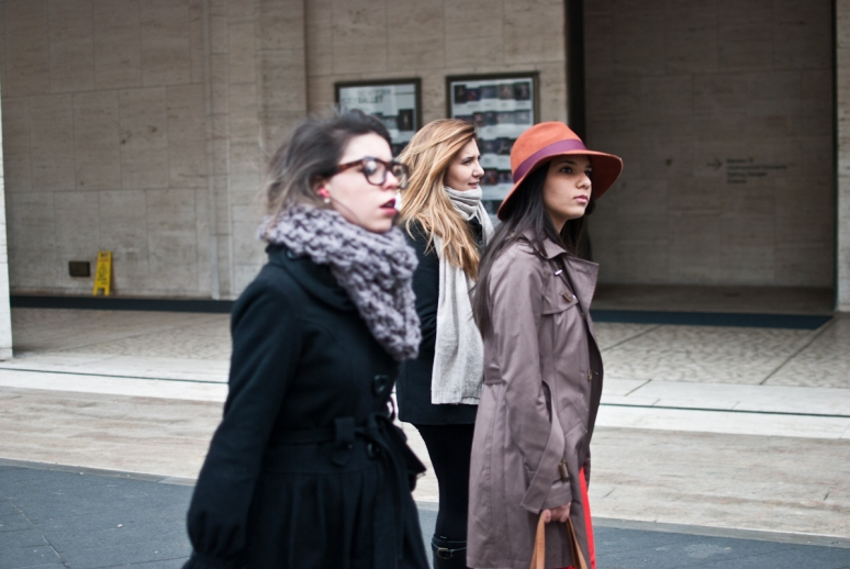 NYFW Street Style | New York City | Women | Spring 2012