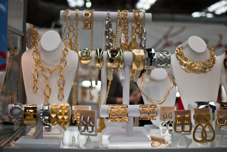 ENK Trade Show   New York City   Kenneth Jay Lane