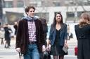 Plaid | Men's Fashion | New York Fashion Week | Lincoln Center
