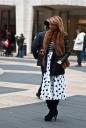 Polka Dots   Dresses Fashion   New York City   Spring 2012