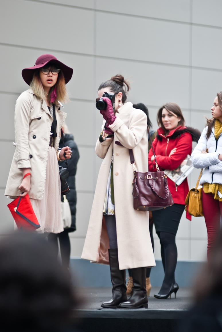 New York Fashion Week | Women | Street Style | Street Fashion