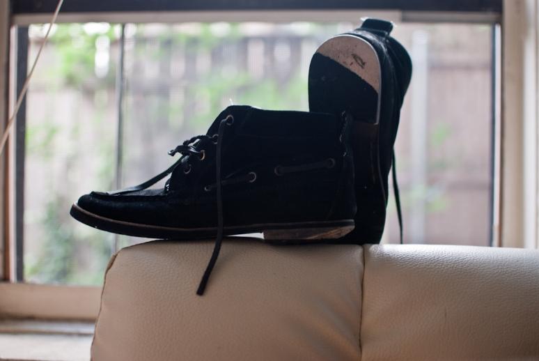 Heel Striking | Steve Madden Boots