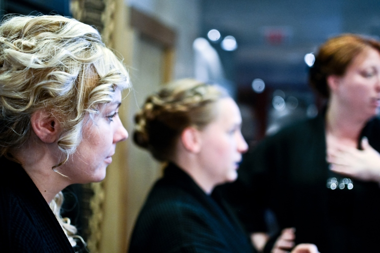 Erinann & Drew Phillips | Wedding Photography | Hair + Makeup | Nemacolin Resorts
