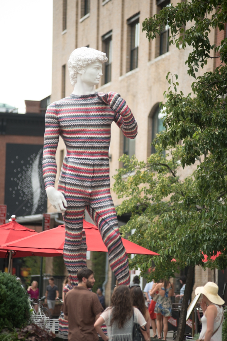 Missoni David | Meatpacking District | Michelangelo