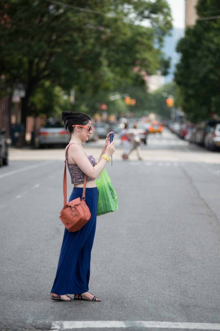 New York Street Style - Women - Summer Fashion
