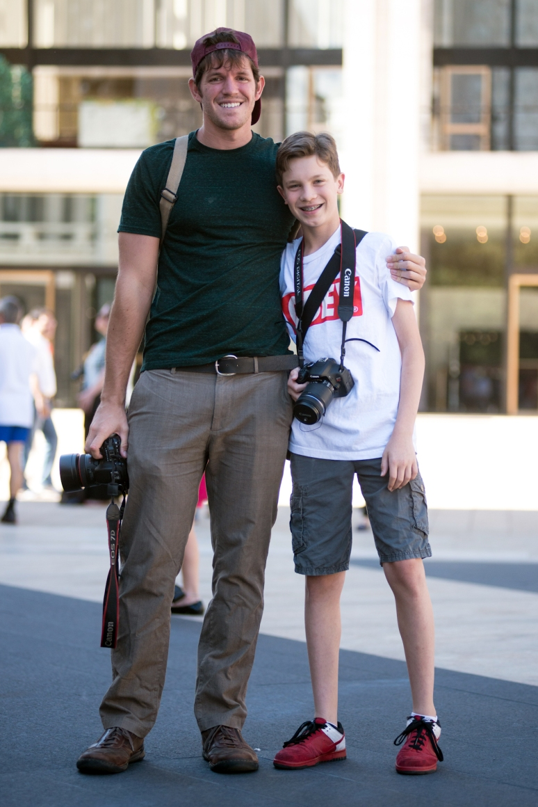 Brandon Stanton | Humans of New York | HONY | Street Style