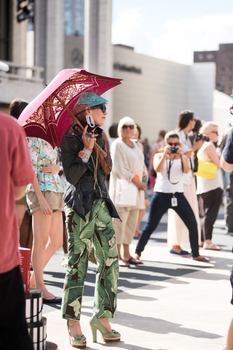 New York Fashion Week | Chic Fashion | Street Photography