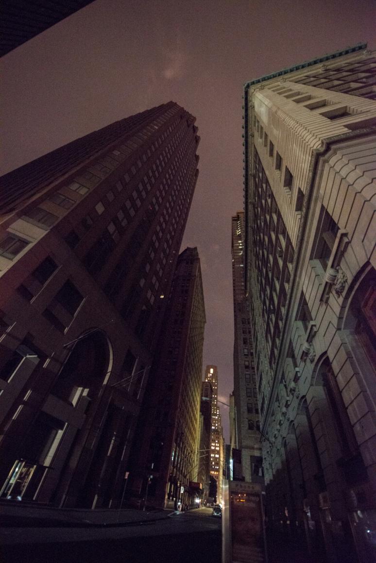 New York City Blackout   Lower East Side   Hurricane Sandy