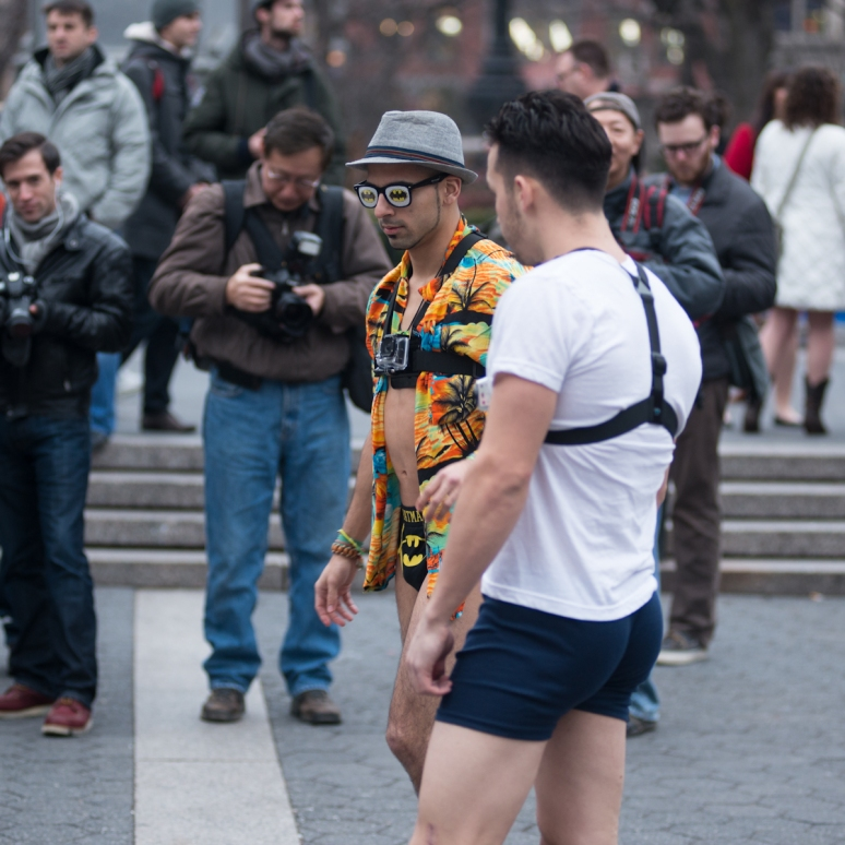 No Pants Subway Ride 2013 | New York City | Photography | NYC | Improv Everywhere