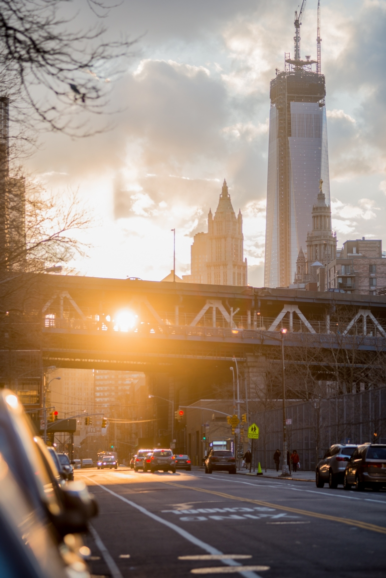 New York City | Lower East Side | Photography | Sunset | Freedom Tower