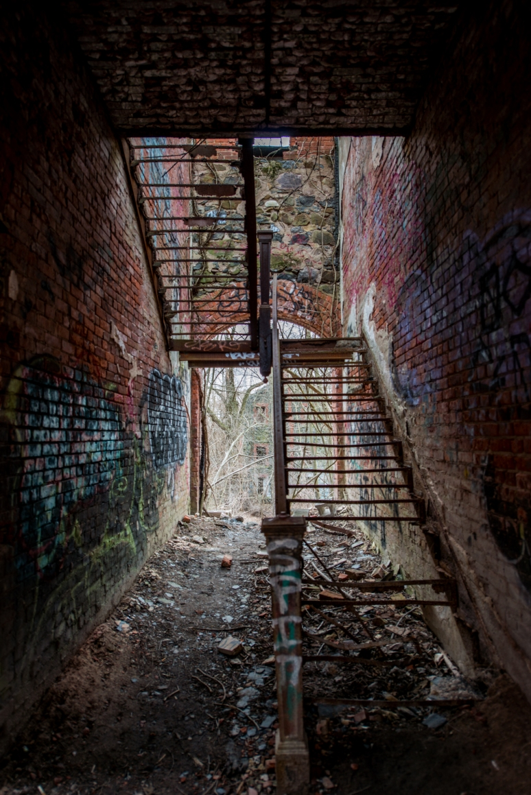 Urban Decay | New York City Farm Colony | Staten Island | Abandoned Places | Photography | Architecture