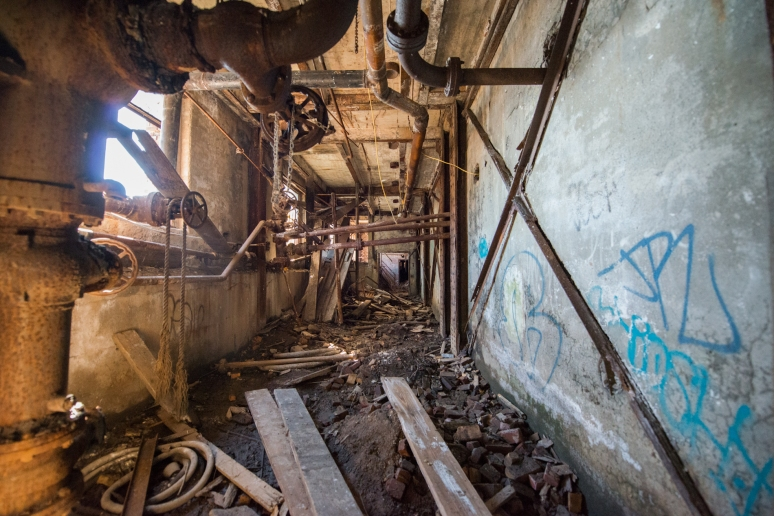 Urban Decay | Yonkers Power Plant | Upstate New York | Abandoned Places | Architecture | Photography | Exploration