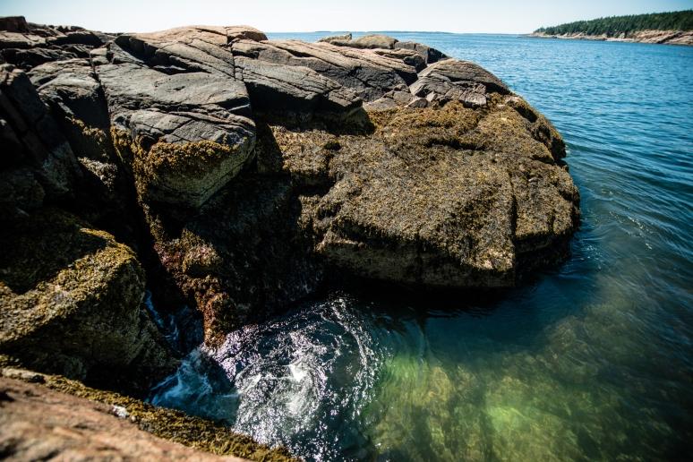 Acadia National Park   Thunder Point   Landscape   Nature Photography   Maine